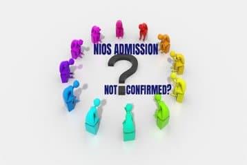 NIOS Admission Status